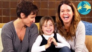 LGBT Families Talk About What Makes A Family // Sponsored by JOHNSON'S®