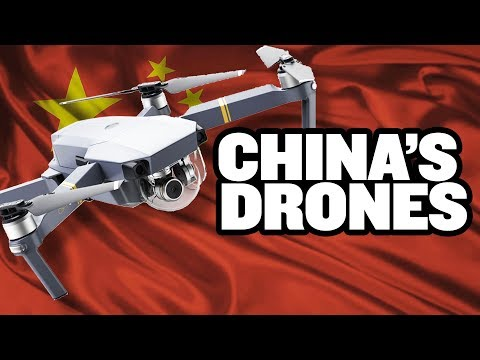 Why The Pentagon Fears Chinese Drones
