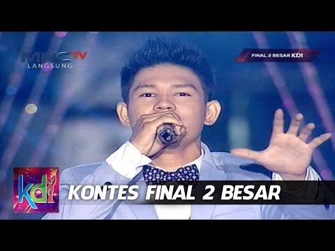 """Mahesya """" Gejolak Asmara """" Pekanbaru - Kontes 2 Besar KDI (3/6)"""