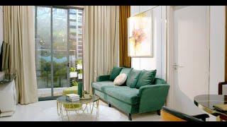 Không gian  đáng sống  tại căn hộ 2 phòng ngủ tại dự án D-Homme. Hotline: 0987217979