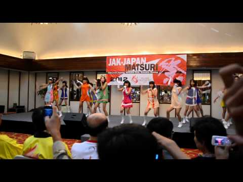 [230912] Fancam : JKT48 - Ponytail to Shushu