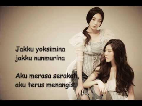 Davichi - Because It's You OST Big  (Indonesia Lyrics Translation)