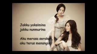 Video Davichi - Because It's You OST Big  (Indonesia Lyrics Translation) download MP3, 3GP, MP4, WEBM, AVI, FLV Juni 2018