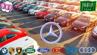 RIYADH SECOND HAND CAR MARKET | CHEAP PRICE CARS IN SAUDI ARAB | حراج السيارات screenshot 2