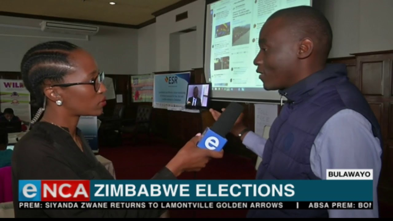 A look at how Zimbabwe's elections results will be released