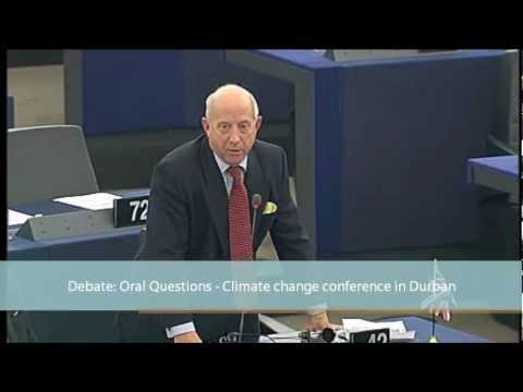Godfrey Bloom advises carbon scammers on saving the world
