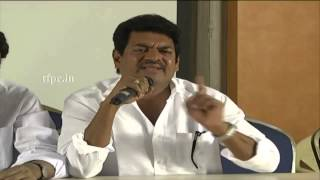 Ali cheated us says Sivaji Raja Speech at Rajendra Prasad Panel Pressmeet about MAA Elections 2015