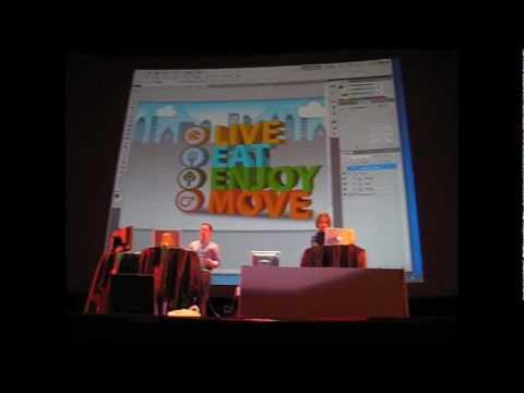 Creative future 2010 (Part3). Adobe CS5 introducti...