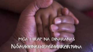 panalangin sa pagiging bukas palad (with lyrics)
