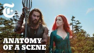 Watch an Underwater Battle in 'Aquaman'