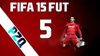 FIFA 15 | PakGaming #5 | PIERWSZA LIGA I PIERWSZE ZNISZCZENIA...