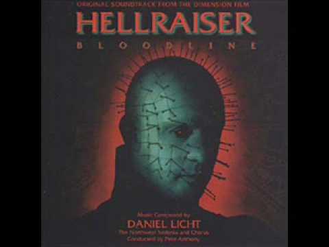 12. Pain Has A Face - Daniel Licht (HELLRAISER: BLOODLINE)