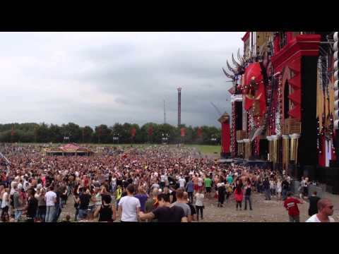 Coone - Survival of the fittest live @ Defqon.1 Weekend Festival 2014