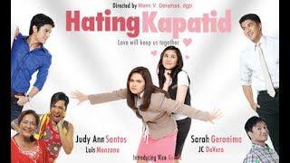 Hating Kapatid (Half Sibling) Movie Trailer 2010 - Sarah Geronimo & Judy Ann Santos