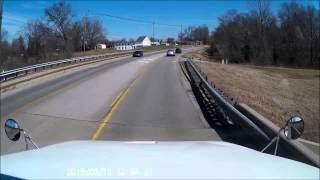 Louisville Ky - Impatient Cop Is Above Traffic Laws
