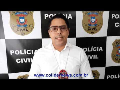Delegado Eugênio fala sobre crimes Cibernéticos e como se previnir. (Vídeo)