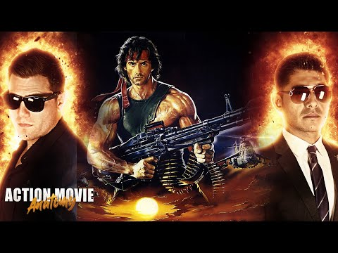 Rambo First Blood Part Ii Review Action Movie Anatomy Youtube
