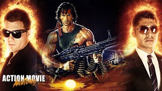 Video Rambo: First Blood Part II Review | Action Movie Anatomy download MP3, 3GP, MP4, WEBM, AVI, FLV Agustus 2019