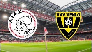 Ajax - vvv // eredivisie live