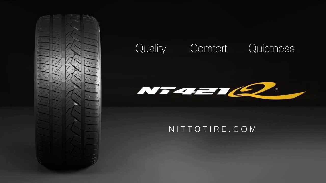 NT421Q - Premier All-Season Tire - YouTube