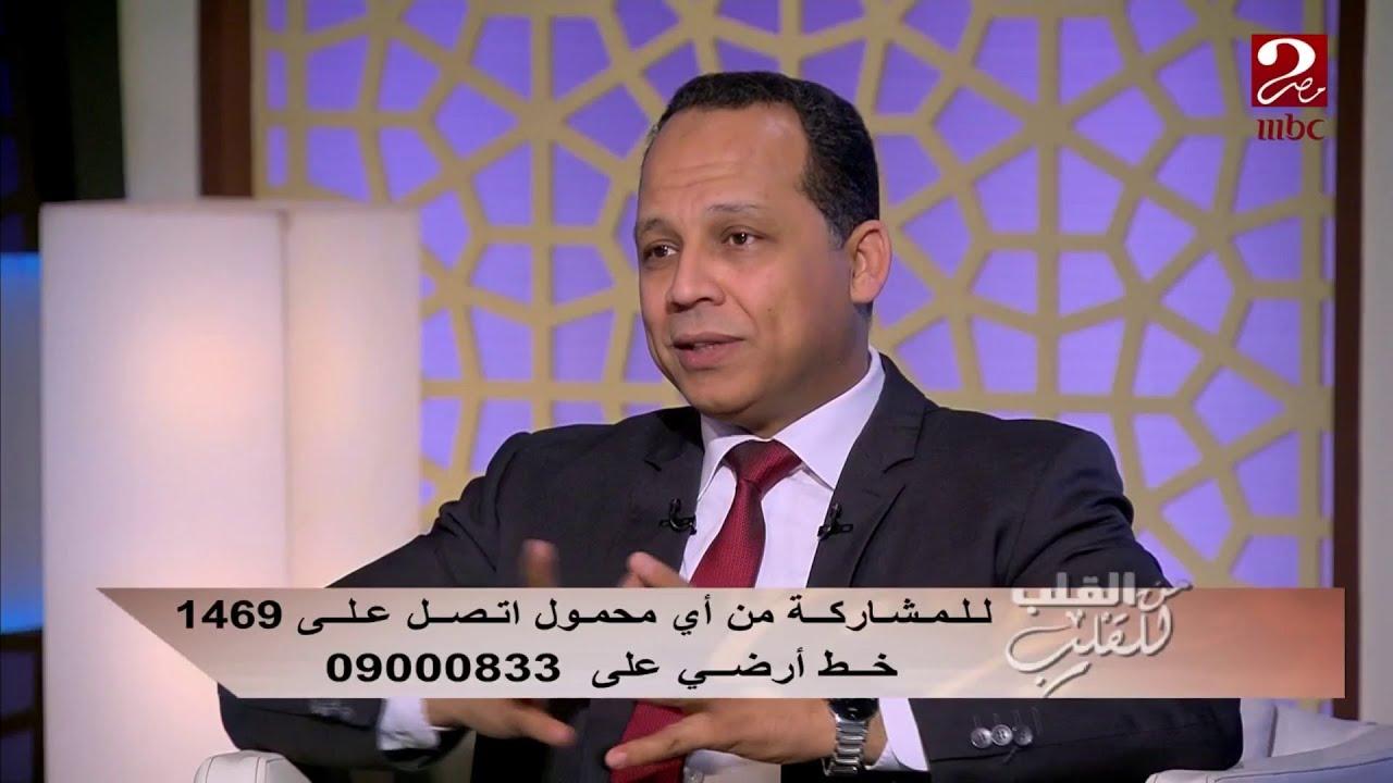 الأزمة القلبية سبب لتوقف القلب ... تعرف على المزيد من د. هشام عمار