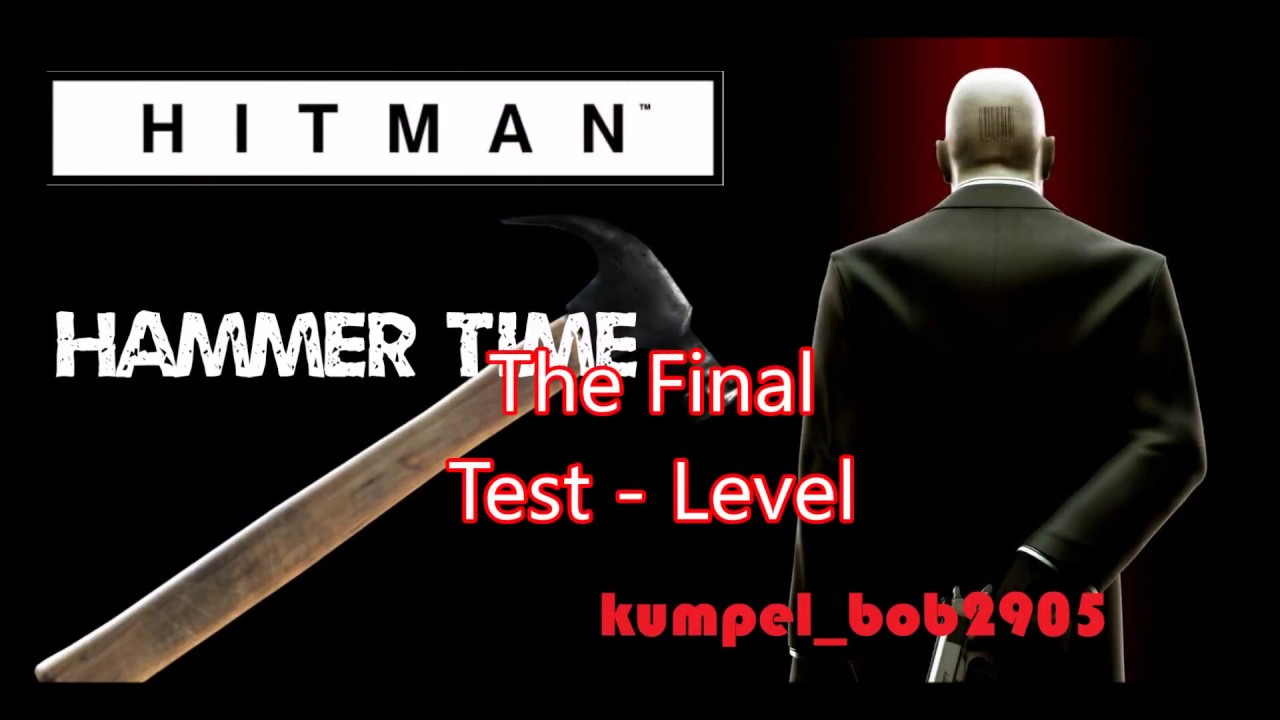 Hitman Hammer Time Deutsch