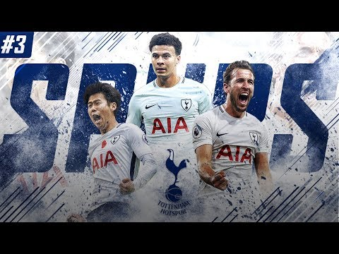 FIFA 18 Tottenham Career Mode - EP3 - Transfer Deadline Day Signing!! Champions League Action!!