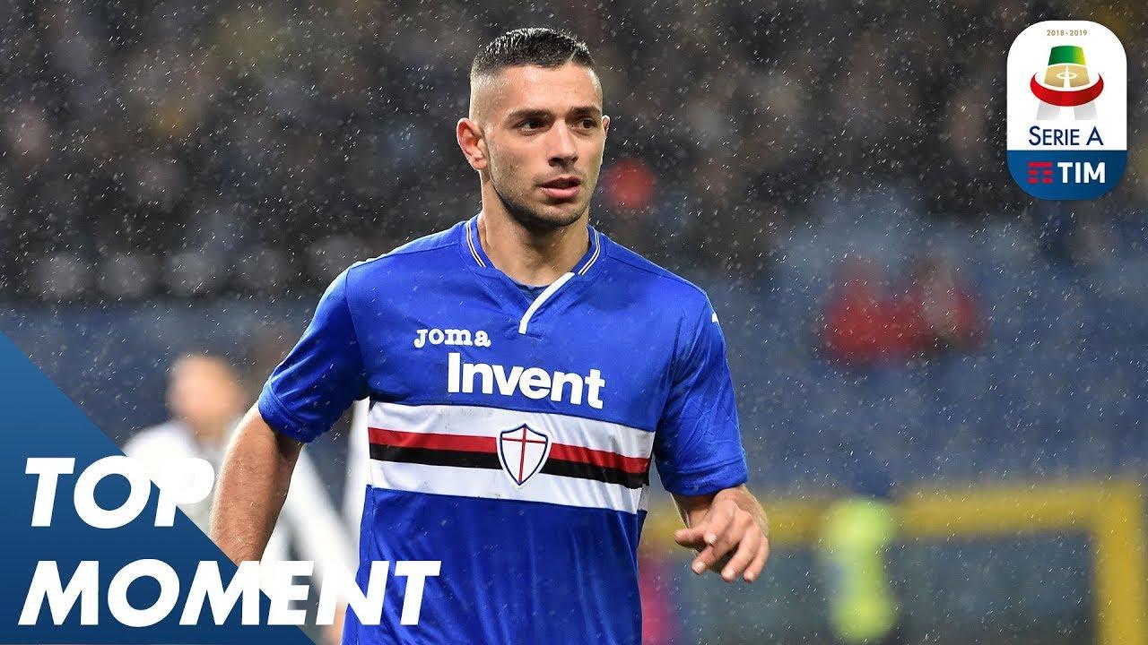 Caprari Gives Sampdoria The Lead   Sampdoria 2-0 Parma   Top Moment