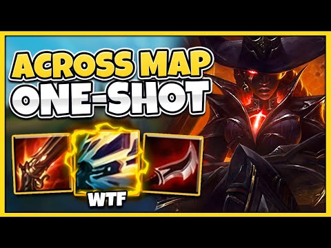 *NEW LEGENDARY SKIN* THESE SENNA AUTOS NUKE FROM A MILE AWAY! (HIGH NOON SENNA) - League Of Legends