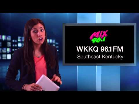 June 17, 2014- WKKQ Mix 96.1