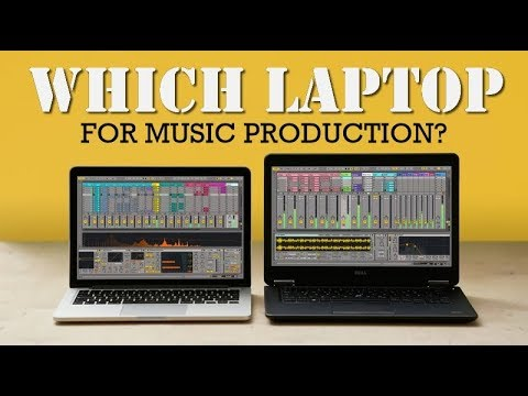 Buying The Best Laptop For Music Production 2019 | Home Studio Setup For Beginners To Professional