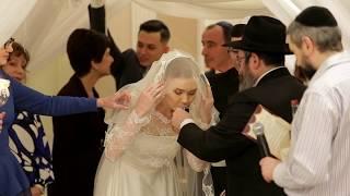 Хупа. Кошерная еврейская свадьба. Заказать  видео Киев +380662563337