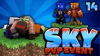 ALLES WIRD GESCHNETZELT! - Minecraft SKY #14 | DieBuddiesZocken