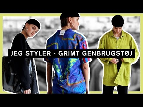 Kan man style grimme items?