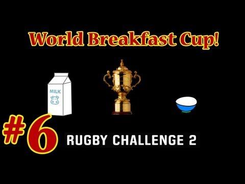 Rugby Challenge 2 - World Breakfast Cup - Quarter Final - Ireland vs France