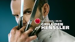 Grill den Henssler - Die neue Staffel - ab 09.10.2016 bei VOX und online bei TV NOW
