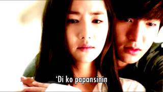 Ikaw at Ako by: Tj Monterde (featuring Lee Min Ho & Park Min Young)