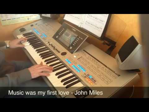 Music Was My First Love - tyros4