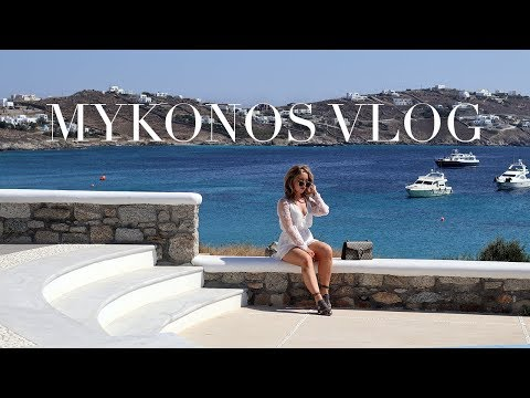 My Mykonos Diaries | LILY LIKE VLOG #12