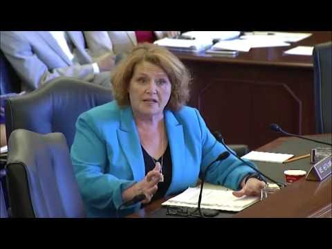 Heitkamp Discusses Solutions to Meet Needs of Rural Entrepreneurs at Senate Committee Hearing