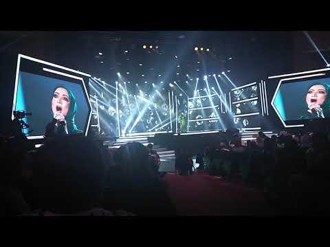 Maya matahari konsert gegar vaganza minggu ke 3 2018
