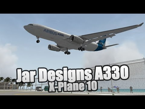 Jar Designs A330 - Grantley Adams Int to Princess Juliana Int