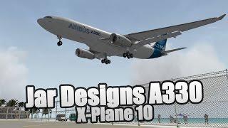 Jar Designs A330 - Grantley Adams Int to Princess Juliana Int