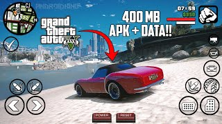 GTA 5 Android 2020 ModPack | GTA SA Android | Support All Android Devices