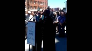 Rev. Deborah Johnson on same-sex marriage