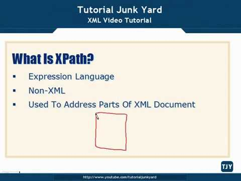 XML Tutorial   50 Introduction to Namespaces