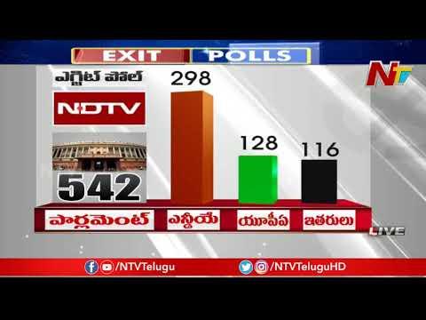 ఎగ్జిట్ పోల్స్ లో నిజమెంత ?  | Special  Discussion on Exit Poll Results 2019 | NTV