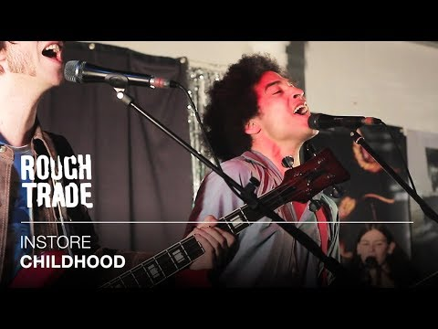 Childhood | Instore at Rough Trade East, London