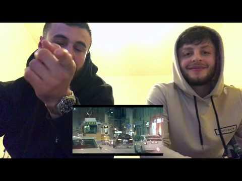 Albanians Reacting To Albanian Music (Noizy - midis tirone)