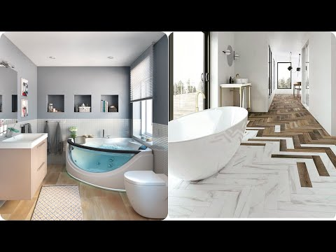 Beautiful And Stylish Bathroom Designs Trends 2021